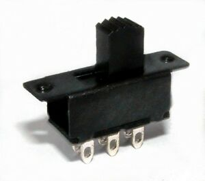 4-Stueck-Subminiatur-Schiebeschalter-2-x-UM-ON-ON