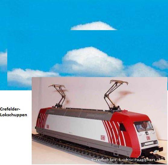 Marklin Marklin Marklin 34372 br101 001-6 Digital MFX possibile neu&ovp 0912d7