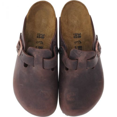 Birkenstock / Modell: Boston / Habana Leder / Weite: Normal / Art: 860131 / Unis