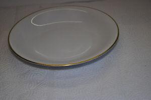 Teller - KPM Krister - tiefer Teller - Beige mit Goldrand | eBay
