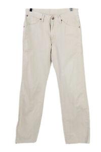 Vintage-Wrangler-Straight-Leg-Damen-leichte-Jeans-w30-l31-Creme-j5063