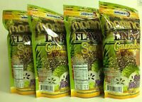 4pk Moringa, Linaza Y Guanabana/moringa, Flax Seed & Soursop 14oz Sara Nutrition