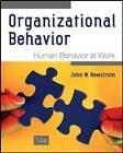 Organizational Behavior: Human Behavior at Work by John W. Newstrom (Paperback, 2014)