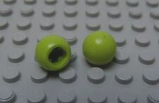 NEW LEGO Technic Lime Green Ball Joint - Lot/2