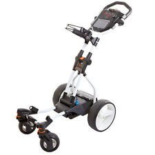 Big Max Coaster Quad Brake  - 4-Rad  Elektrotrolley-  Farbe: weiß, Neuheit!