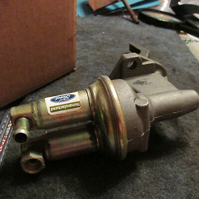 NOS 1977-1979 FORD MUSTANG 302 V8 CARBURETOR GAS FUEL FILTER ASBY D7ZZ-9155-A
