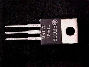 TIP50-Pecor-Transistor-TO-220