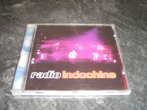 CD-radio-indochine-live-aux-francos-de-spa-1994-TBE