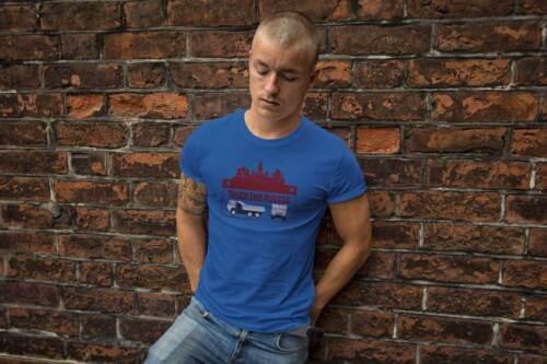 Kamaz Truck T Shirt Russian Cool Print Russia New all sizes