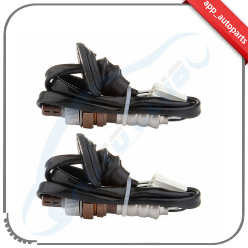 2pcs 1 Upstream /& 1 Downstream Oxygen Sensor O2 for 99-00 Mitsubishi Galant 2.4L