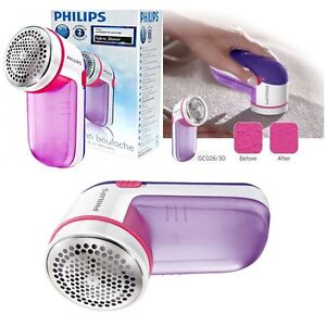 Image Is Loading Philips GC026 30 Fabric Shaver Philip Fuzz Remover