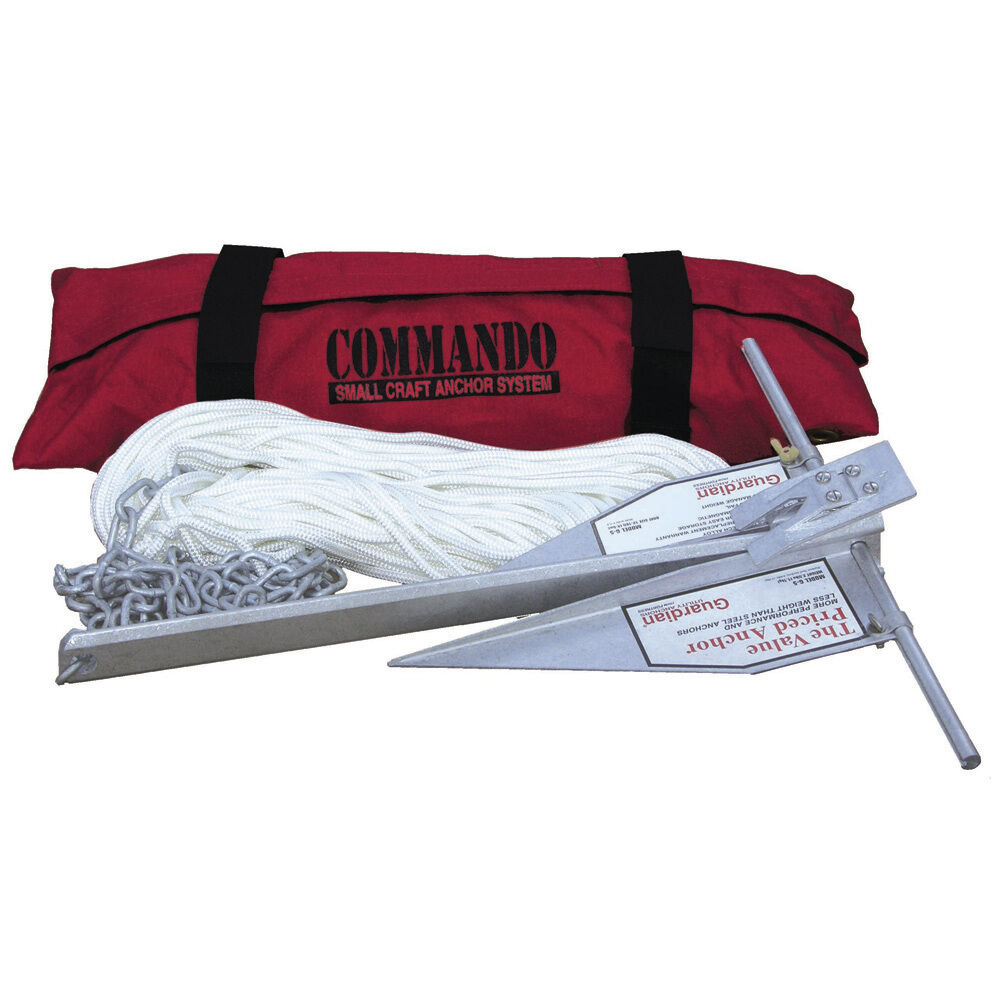 Fortress Commando Small Craft Anchoring System model C5-A