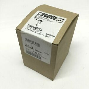 Lot-of-10-Phoenix-Contact-PLC-RSP-24DC-21-Interface-6A-Output-Relay-24VDC-Coil