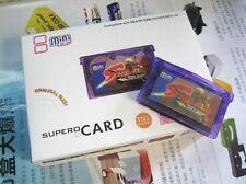 Supercard Mini SD Adapter Flash card GBA Cartridge for GBA GBA SP GBM NDS NDSL