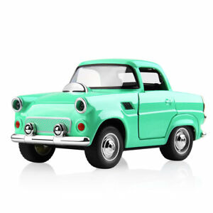 1-38-Kids-Toy-Collection-Alloy-Diecast-Model-Vintage-Car-Sound-Light-Classic-GG
