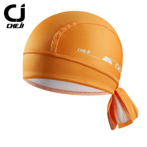 Men's Women Cycling Skull Cap Breathable Bicycle Headband  Pirate Hat Kerchief