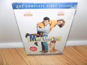 Mad About You - First Season 1 One (DVD, 2002, 2-Disc Set)  BRAND NEW, SEALED