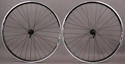 DT R 460 32h Black Shimano Road Bike Rear Wheel Tubeless Compatible 8-11 speed