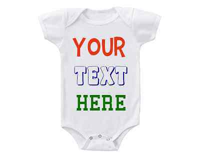 Baby Shower Funny Infant T-SHIRT shirt CUSTOM PERSONALIZED Gerber Onesies
