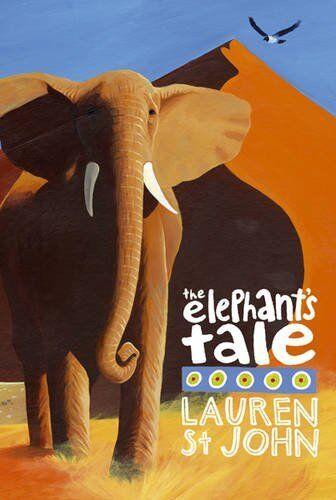 The White Giraffe Series: The Elephant's Tale: Book 4-Lauren S ..9781842557853