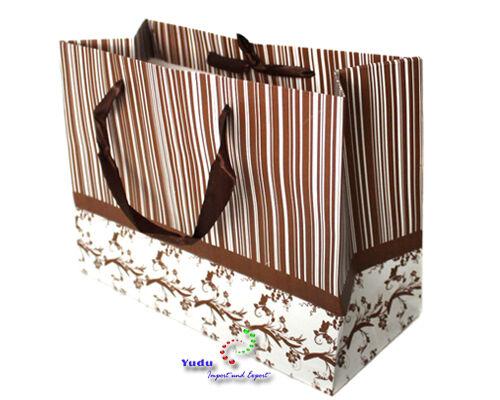 Tüte ab0,49€//Stk Geschenktüte Geschenkverpackung Tragetasche  Papier 10 St