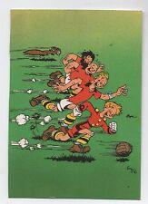 Carte Postale Trésors du Journal de Spirou n°4. Couverture album Spirou 20