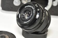 INDUSTAR 3.5,/50 mm, M39/ LTM screw for Leica, Voigtlander rangefinder from 1970