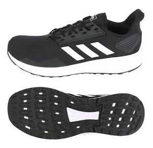 Detalles acerca de Adidas Duramo 9 Hombre Zapatos tenis de correr  entrenamiento Adiwear Zapato Negro BB7066- mostrar título original