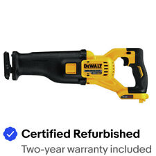 DeWalt DCS388BR 60V MAX FLEXVOLT Recipro Saw (Tool Only) Certified Refurbished