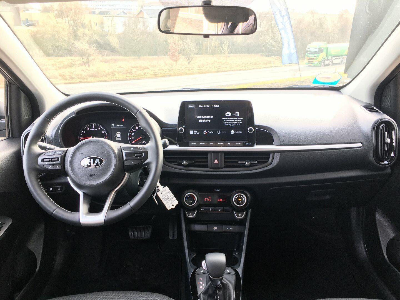 Kia Picanto 1,0 Upgrade AMT - billede 7