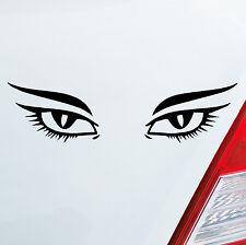 Autoaufkleber AUGEN Frau Sexy Eyes Tuning Sticker Aufkleber DUB OEM JDM 105