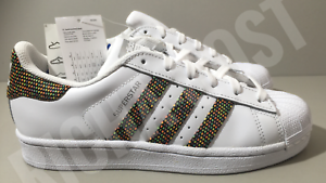 GENUINE-ADIDAS-SUPERSTAR-PIXEL-WHITE-CM-8102-GIRLS-BOYS-ALL-SIZES-IMM-DEL