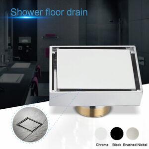 Brass-Shower-Drainer-Bathroom-Floor-Waste-Drain-Deodorant-Washing-Drains-Stopper