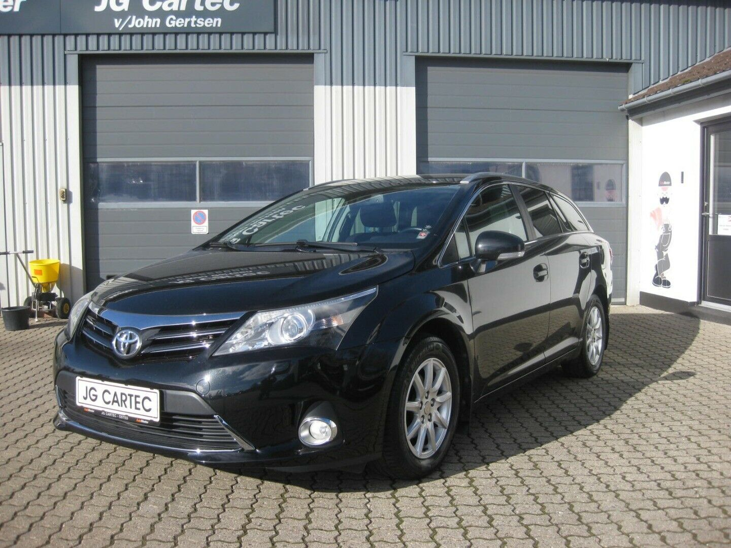 Toyota Avensis 2,0 D-4D T2 Touch stc. 5d