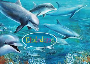 Delfin-Einladungskarten-zum-Kindergeburtstag-oder-zum-Schwimmen