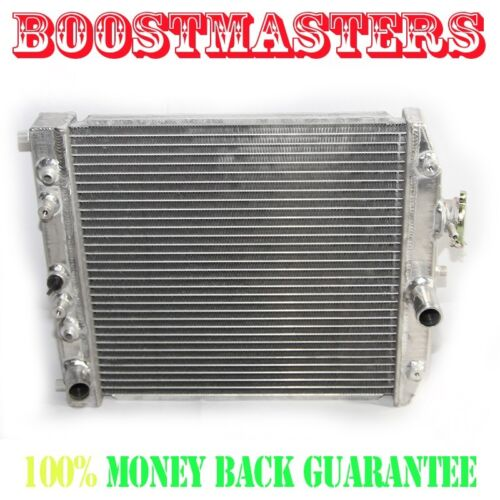 For 92-95 Civic LX//DX Sedan 4D 1.5L 16mm 1ROW Auto Transmission Radiator