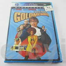 AUSTIN POWERS 3 GOLDMEMBER DVD MOVIE WIDESCREEN NEW Myers Beyonce Knowles Funny