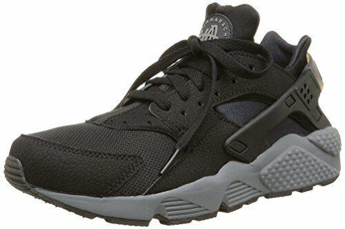 Size 10 - Nike Air Huarache Black Grey