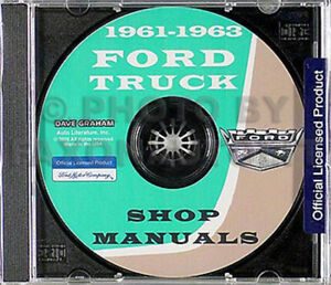 image is loading 1961-1962-1963-ford-pickup-and-truck-repair-