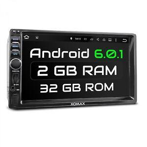 AUTORADIO-AVEC-ANDROID-6-0-1-NAVIGATION-GPS-WIFI-OBD2-USB-WMA-BLUETOOTH-2DIN