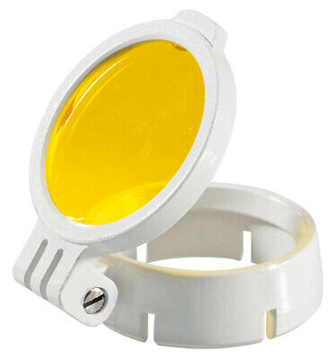 Detachable Yellow Filter For Heine Loupelight 2 And Microlight 2