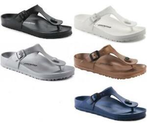 shop best sellers amazon clearance sale Details about Birkenstock Gizeh EVA Flip-Flops Single Strap Sandals Mens  Womens Unisex Shoes