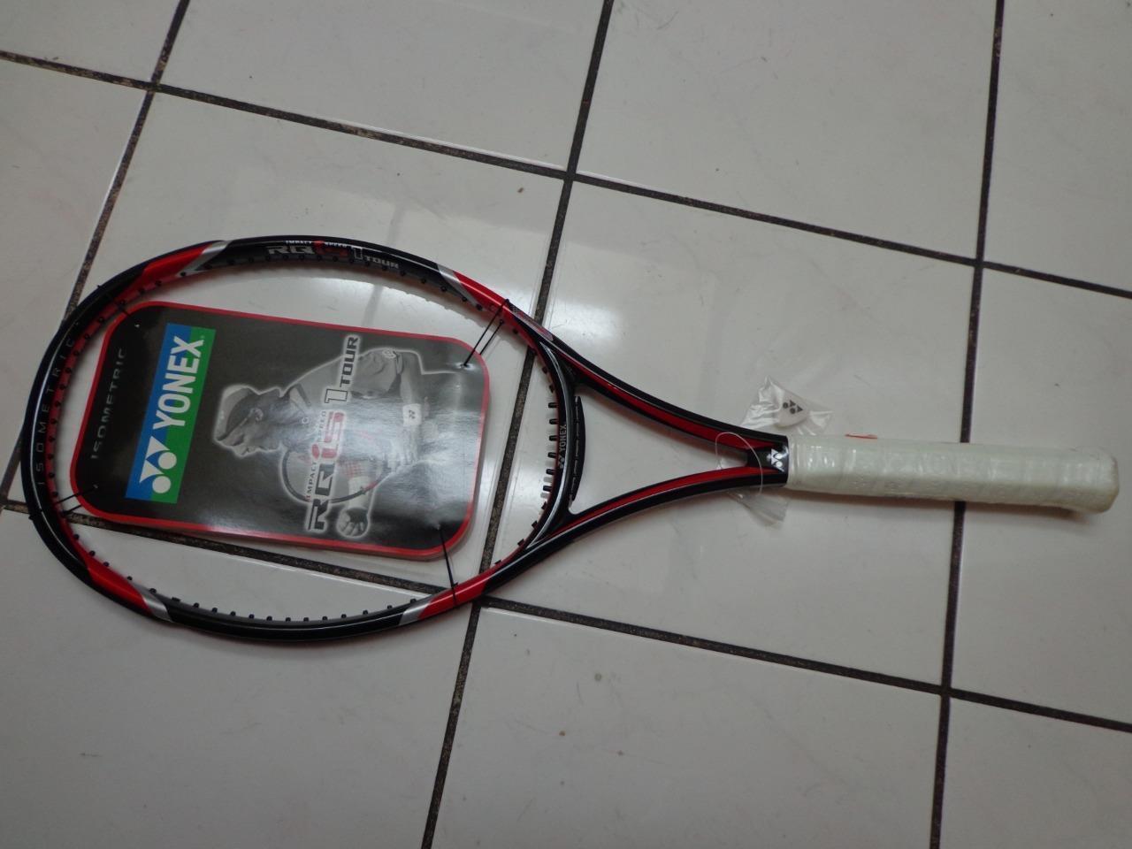 NEW Yonex RQ IS 1 Tour 95 head 16x18 4 1 4 grip 295 grams Tennis Racquet