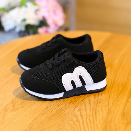 Kids Boys Child Sports Shoe Kid Boy Baby Casual Flats Running Sneaker Mesh Shoes