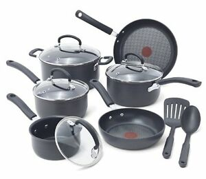 T-fal-E918SC-Ultimate-Hard-Anodized-Durable-Nonstick-Expert-Interior-Thermo-NEW