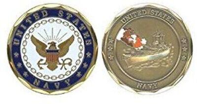 United States of America POW//MIA Challenge Coin Eagle Crest 2248