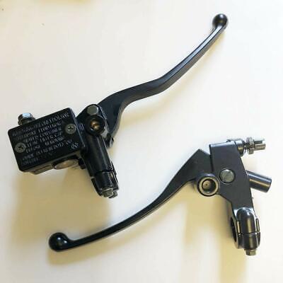 Kawasaki KX85 100 125 250 300 450 500 Ninja 250EX Brake Master Cylinder /& Clutch