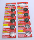 10x PANASONIC CR2032 3V LITHIUM COIN BATTERY LOWEST PRICE ON EBAY FREE SHIPPING
