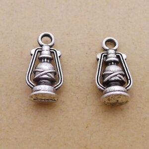 5pcs Charms Coffee Cup 3D Tibetan Silver Beads  Zinc Alloy Pendant DIY 10*21mm