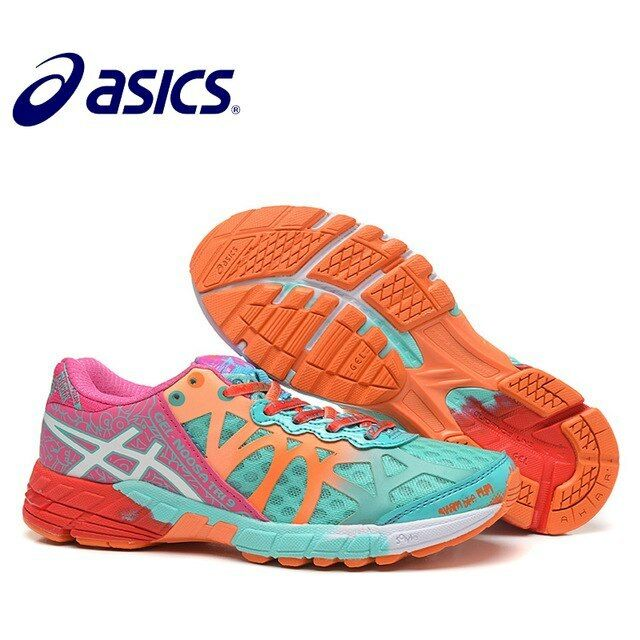 Asics Gel-Noosa 2018 TRI9 Woman's shoes Breathable Stable Running shoes